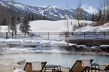 Villas at snowmass club Aspen Snowmass self-catered apartments USA listing