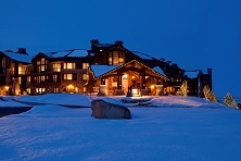 Waldorf Astoria Park City luxury ski holidays USA listing