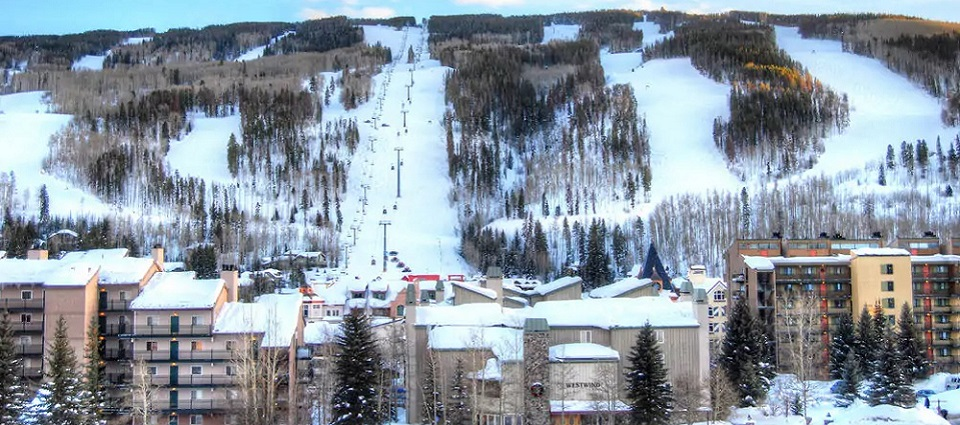 Westwind Vail USA good value self-catered apartments Lionshead Village Vail