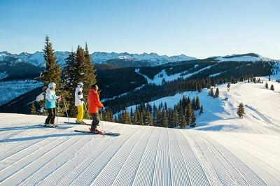 Whats skiing like in Vail groomers at Vail ski resort