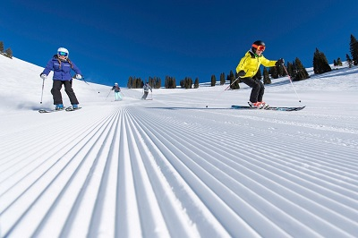 Which is the biggest ski resort in Colorado Vail