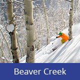 Beaver Creek skiing holidays Colorado USA