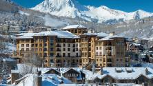 Viceroy Aspen Snowmass luxury ski in ski out apartments USA
