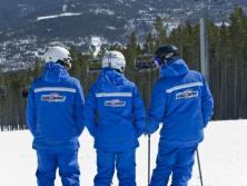 Breckenridge ski instructors