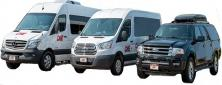 Airport transfers to USA ski resorts