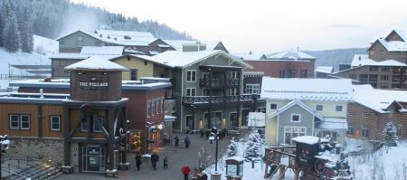 Winter park resort base village Winter Park Resort USA