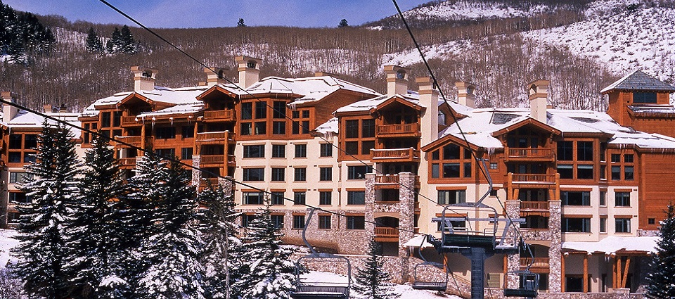 Elkhorn Beaver Creek ski in ski out apartments USA