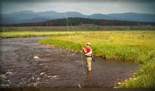 Summer holidays in colorado fly fishing