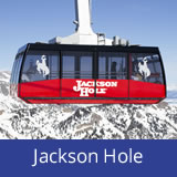 Jackson Hole ski holidays USA