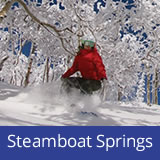 Steamboat Springs skiing holidays USA